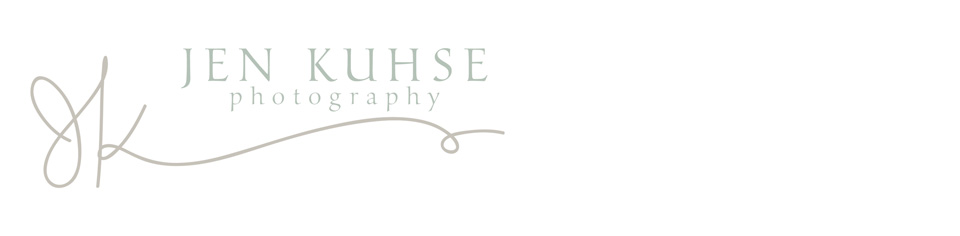 Jen Kuhse Photography | Corona CA Newborn Photographer | Riverside CA | Eastvale CA Maternity | Newborn | Baby | Child | Portraiture logo